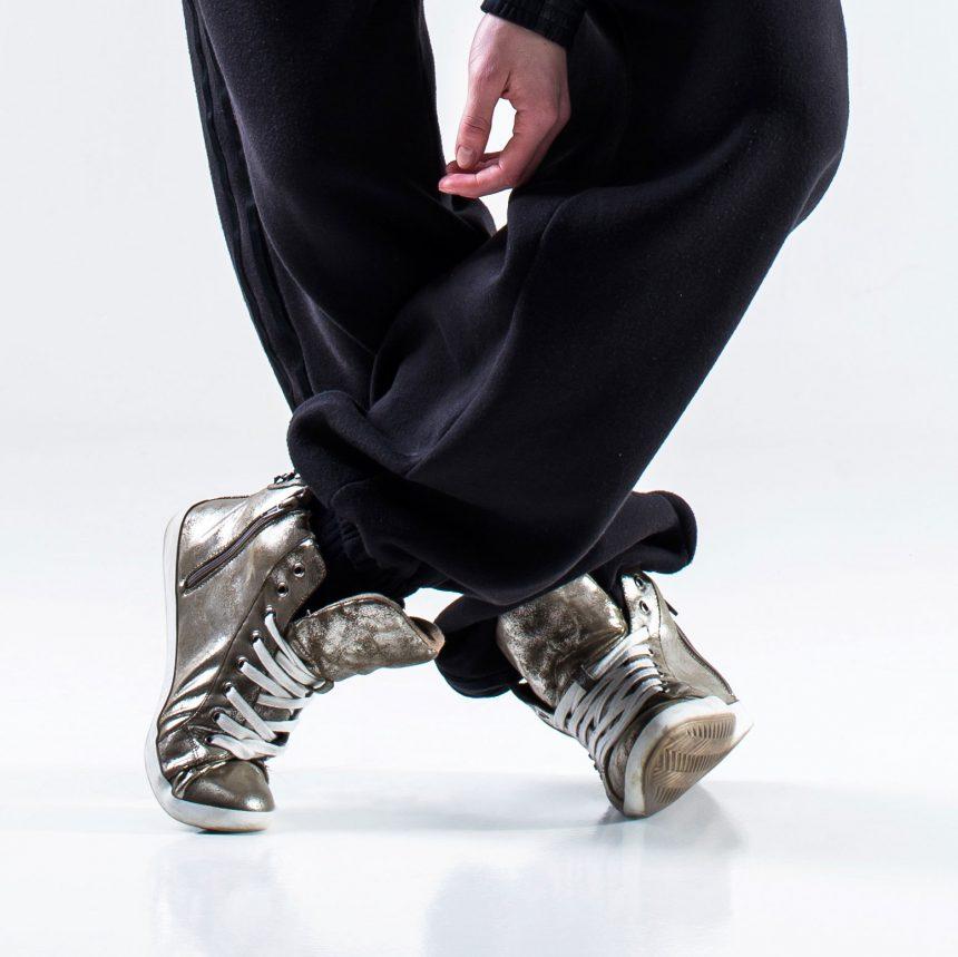 Hip Hop Dancers Feet