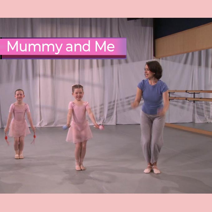 Mummy and Me Ballet