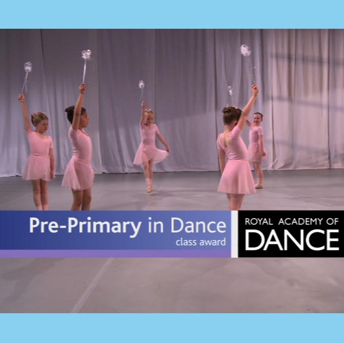 Pre-Primary in Dance