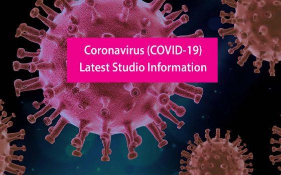 Coronavirus COVID-19 Studio Update – 23 March