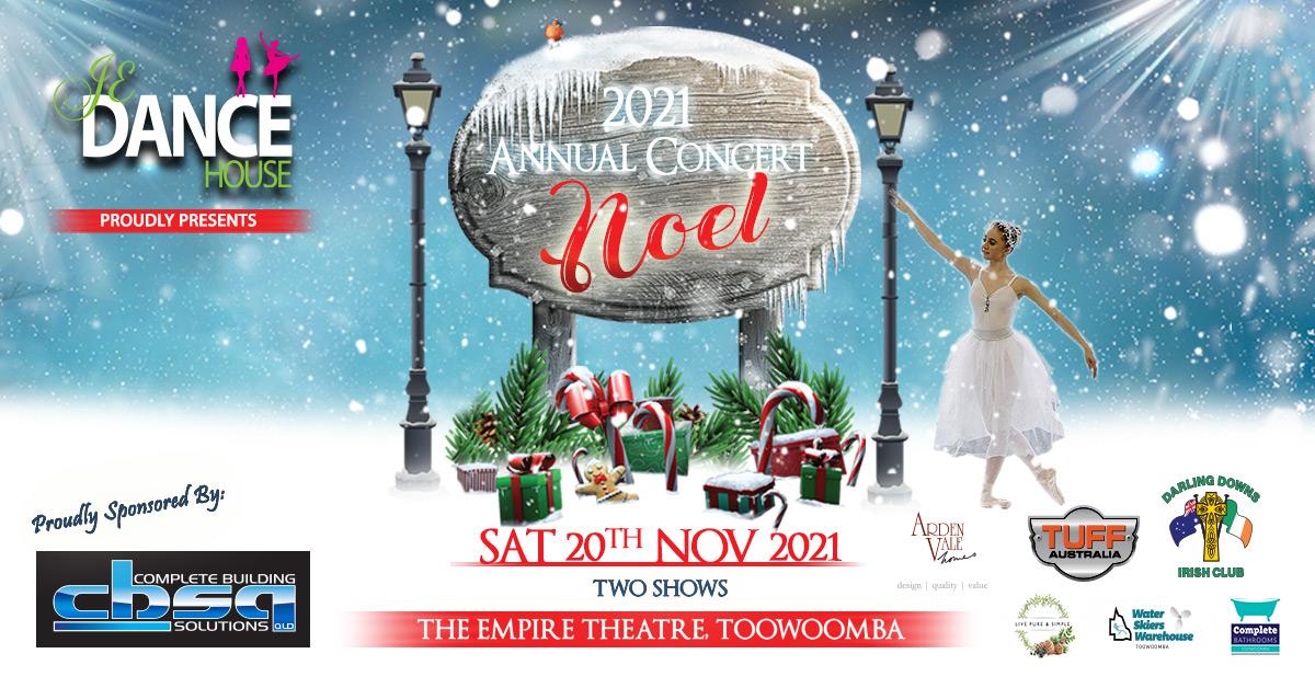 JE Dance House 2021 Annual Concert Noel